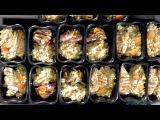 Рацион питания для набора мышечной массы на 5 дней.Денис Семенихин
