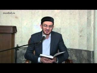 Как Айша читала рукъя и протирала тело Пророка ﷺ