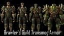 Brawler's Guild Transmog Armor