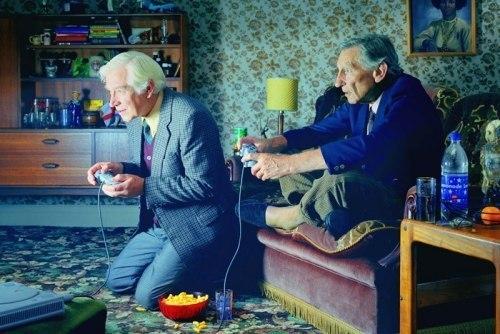Когда я выйду на пенсию, мы с друзьями доиграем все сохраненные игры.