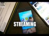 Как вести трансляцию событий со своего смартфона или планшета
