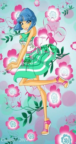 Винкс волшебный журнал 2014 +картинки и игра для девочек!