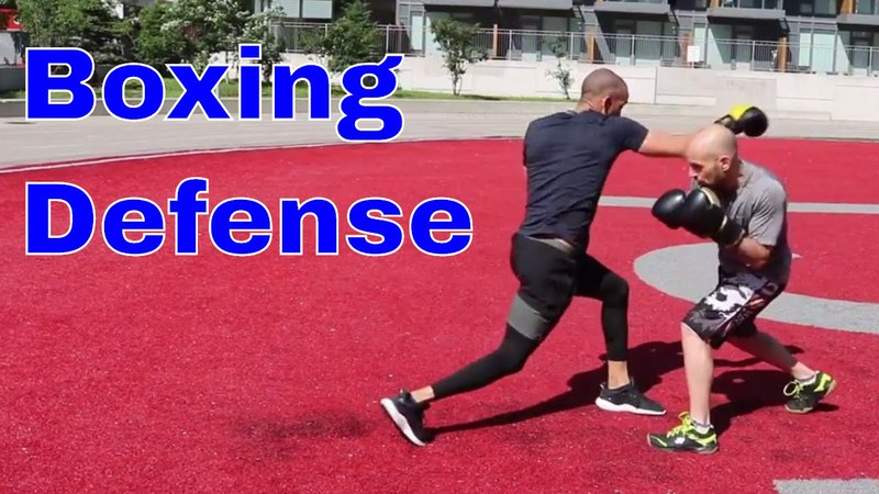 Boxing Defense   Defending the Jab-Right Hand   Jab-Cross   हिंदी उपशीर्षक