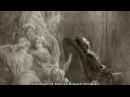 Edgar Allan Poe - The Raven Эдгар Аллан По - Ворон (читает Кристофер Уокен / Christopher Walken)