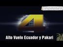 Alto Vuelo Ecuador y Pakari La Viza 9 05 2019 Dia la Victoria San Petersburgo