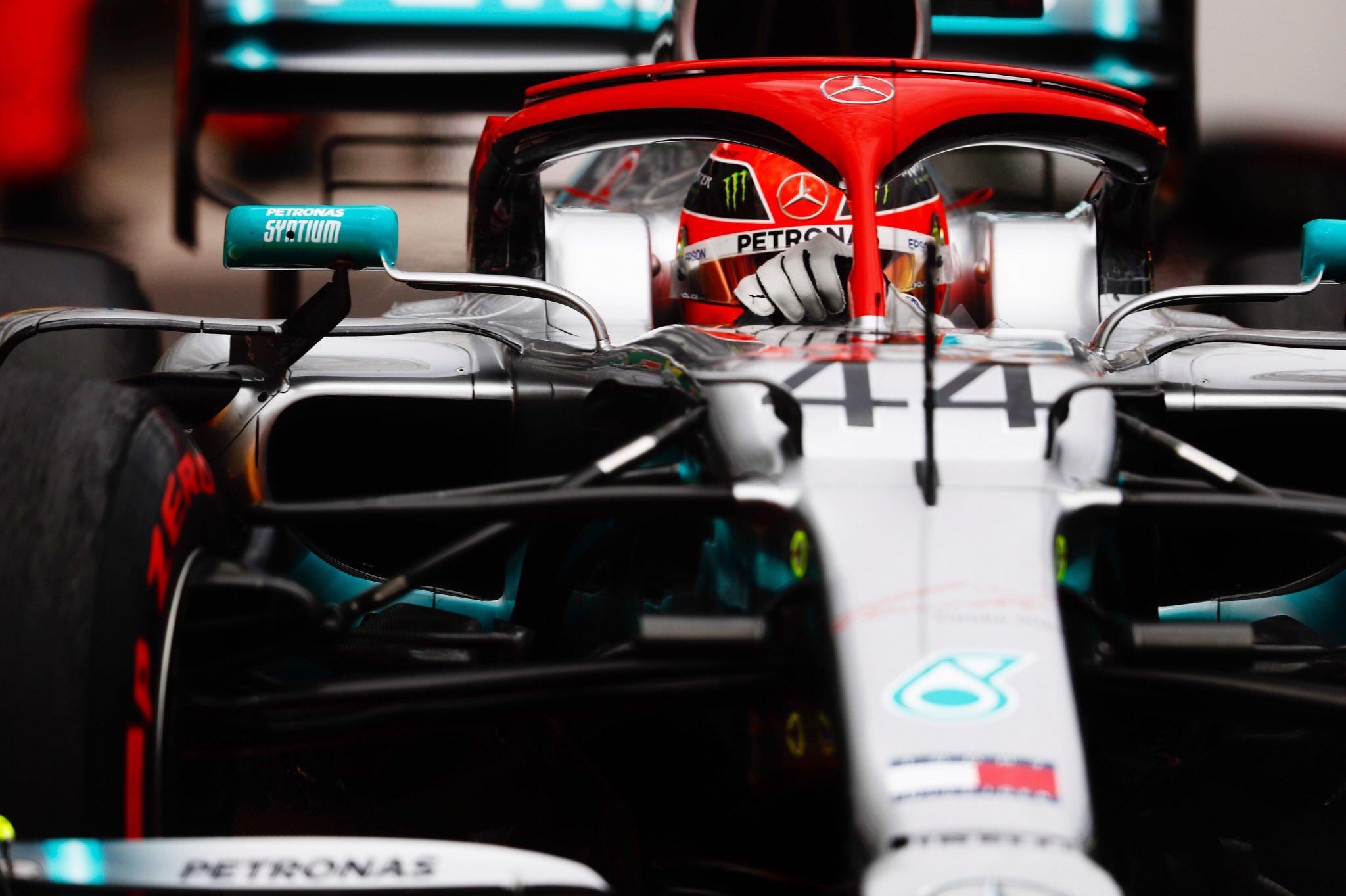 Льюис Хэмилтон укрепляет лидерство в личном зачёте чемпионата мира по Формуле-1 2019 года