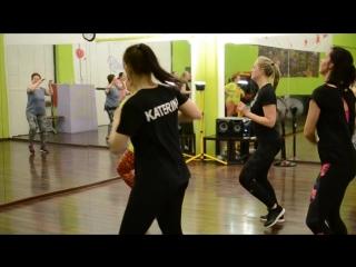 Zumba fitness c ZIN Нелей Глушак