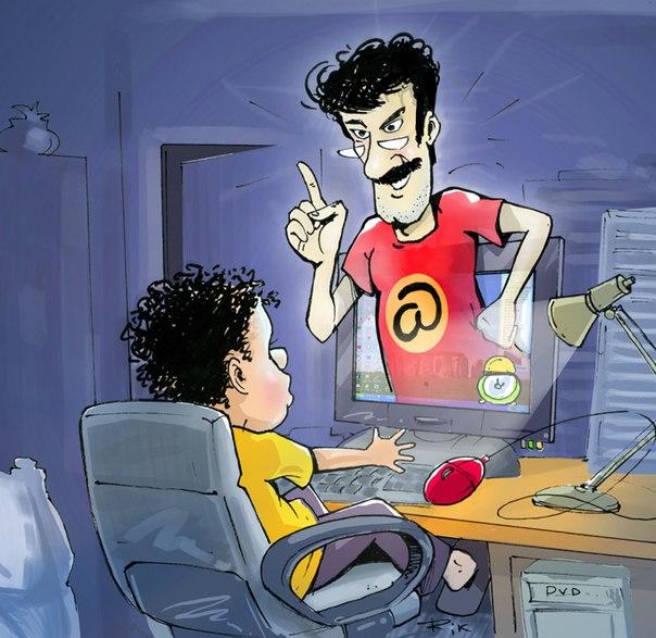 Salfeld Child Control - программа, предназначенная для родителей, желающих,