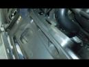 Mercedes W204 снятие и установка переднего бампера