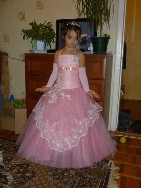 детские платья с корсетом