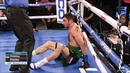 Richard Commey Delivers A Series Of KDs To Isa Chaniev