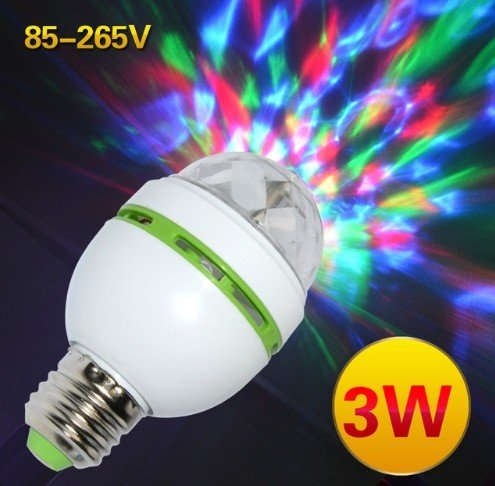 Лампа для дискотек за 276