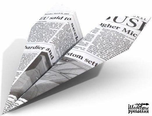 Модели бумажных самолетиков инструкция… (8 фото)