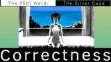The 25th Ward The Silver Case FULL GAME WALKTHROUGH GAMEPLAY (Correctness) No Commentary