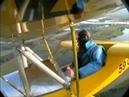 HM 293 Flying Flea (Pou du ciel) in action