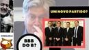 Clã Bolsonaro cria novo partido? Será o BBB do B?