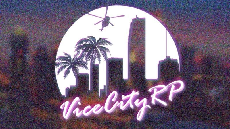 TRP   ViceCityRP   Трейлер2