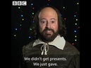 Upstart Crow: Shakespeare's Christmas Message 2018