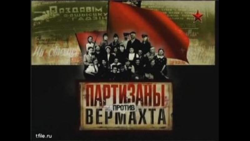Партизаны против Вермахта 3 серия. Трудная зима (2010)