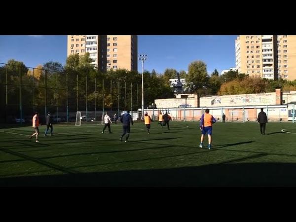 Репортаж - Турнир по мини-футболу