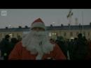 Joulupukki-musta joulu