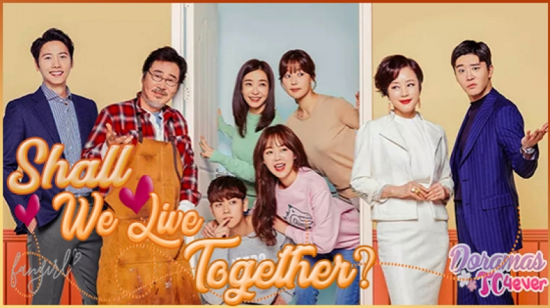 Shall We Live Together? [EP05] DoramasTC4ever