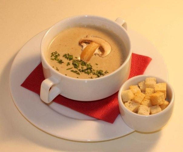 рецепты крем-супа