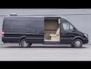 INKAS® Armored Limousine Mercedes-Benz Sprinter 3500 Maybach Interior
