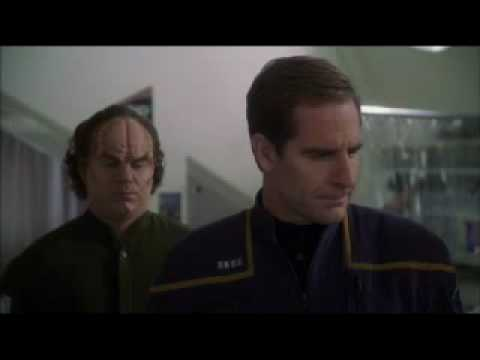 Phlox and Archer explains what's wrong with Dear Doctor