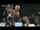 Togi Makabe, Toa Henare, Tomoyuki Oka vs. Bad Luck Fale, Yujiro Takahashi, Tanga Loa (NJPW - New Japan Cup 2018 - Day 8)