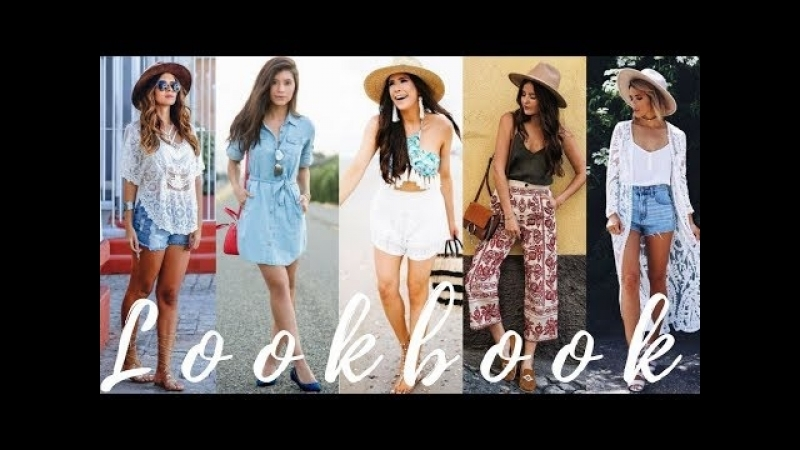 Stylish Outfit Ideas for June 2018 | Summer Fashion Lookbook