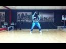 JULIECrowling improvisation dance Kanye West - Stronger
