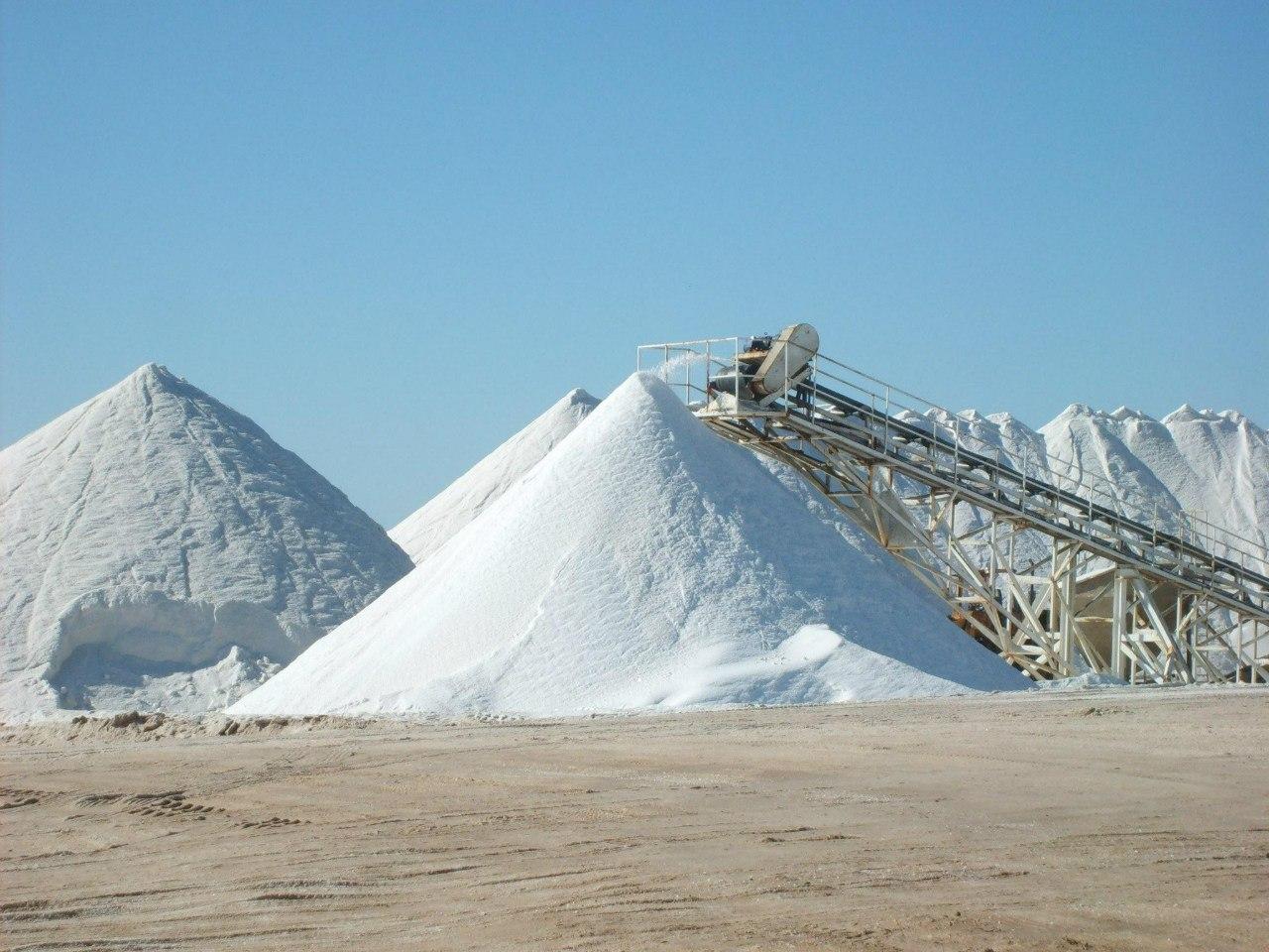 В Таганроге планируют построить современный комплекс по производству соли