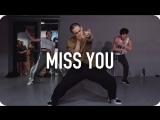 1Million dance studio Miss You - Cashmere Cat, Major Lazer & Tory Lanez / Eunho Kim Choreography