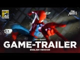ENG | Story-Трейлер (GAME): «Marvel's Spider-Man», 2018 | SDCC'18