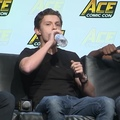 """Tom Holland on Instagram: """"(NEW) Tom at the Ace Comic Con in Seattle.  The panel (you can watch it by the link I posted on my story) ______________..."""