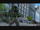 Человек-Паук: Вдали от дома - Анимационный трейлер