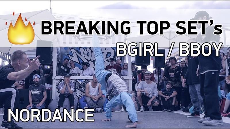 BBOY BGIRL TOP SETS - NORDANCE - MSK - 18.08.18