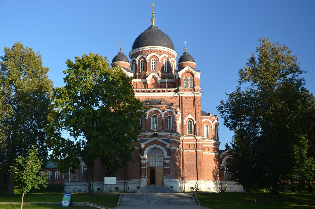 uWp1p5XDhCE Спасо-Бородинский монастырь.