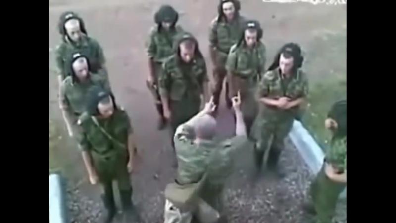 Нарезка армейских приколов