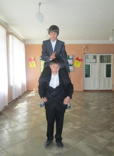 Денис Крюковский, 30 марта 1998, Пенза, id154657554