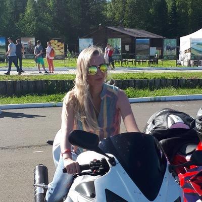 Анна Тюкина (Кувшинова)