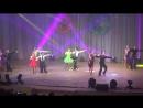 Танец Макарена - образцовый ансамбль спортивного бального танца Симпатия (1)