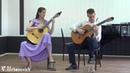 Елизавета Тетерина гитара Жорж Бизе Хабанера из Сюиты «Кармен»