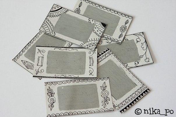 лотерейные билеты своими руками образец - фото 7