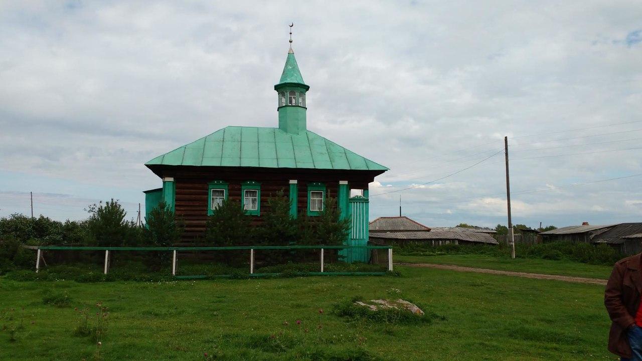 Муромцевский район