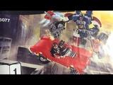 Собираем набор Lego Marvel Super Heroes 76077 Iron Man Detroit Steel Strikes с Архиппом Хромовым