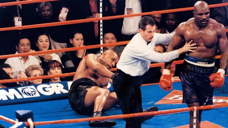 1996-11-09 Mike Tyson vs Evander Holyfield (WBA Heavyweight Title)