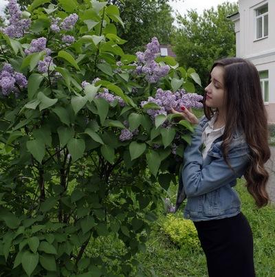 Ульяна Митюшёва