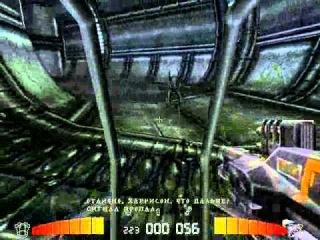 Aliens vs Predator 2 - Видео прохождение часть 4 (Последняя миссия за Десантника)